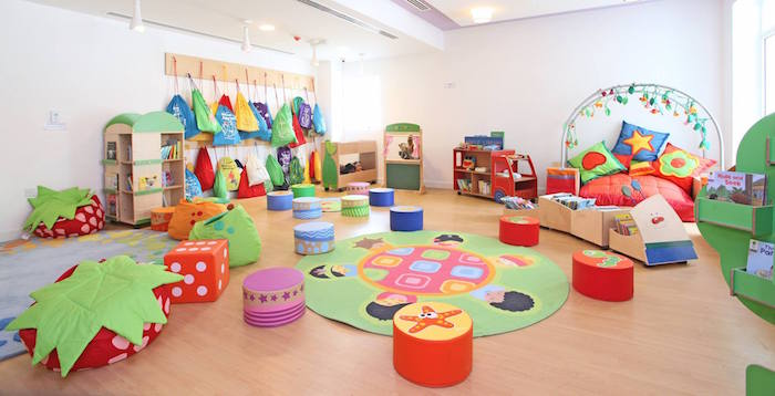 An Insight Into Modern Nurseries For Kids In Dubai