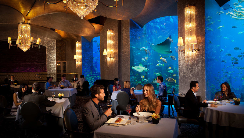 Top Places to Eat in Dubai